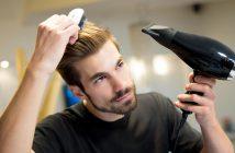îngrijirea părului la bărbați