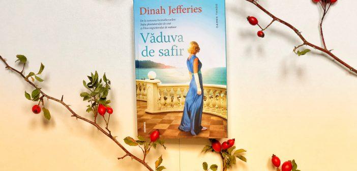 Văduva de safir de Dinah Jefferies