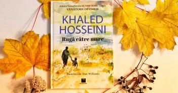 Rugă către mare de Khaled Hosseini