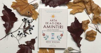 Arta de a-ți crea amintiri  de Meik Wiking recomandare lectură