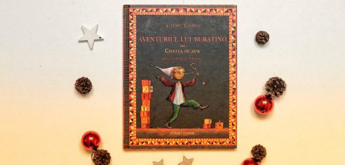 Aventurile lui Buratino sau Cheița de aur