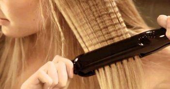 placa de creponat părul