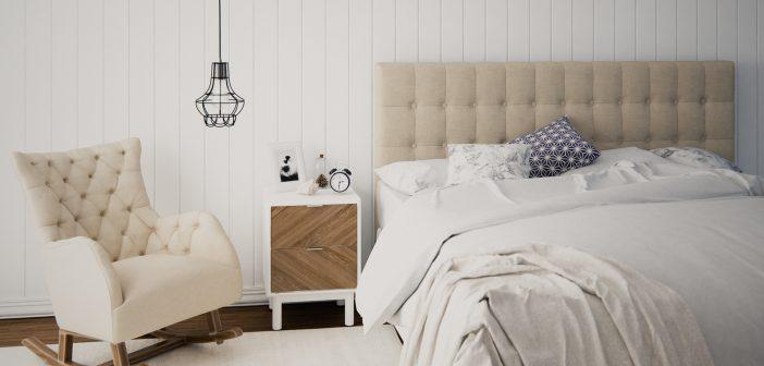 amenajare mobilă în dormitor