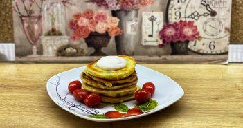 pancakes sărate