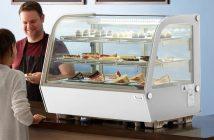 vitrină frigorifică