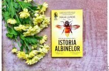 Istoria albinelor de Maja Lunde