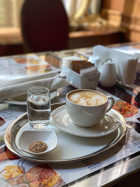 New York Café Budapesta