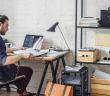 amenaja spațiul de lucru