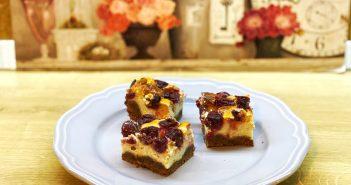 prăjitură cu ricotta și vișine