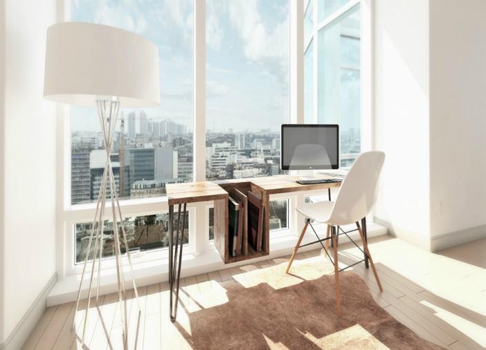 amenajarea unui birou