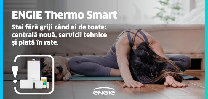 ENGIE Thermo Smart te motivează să îți înlocuiești centrala termică