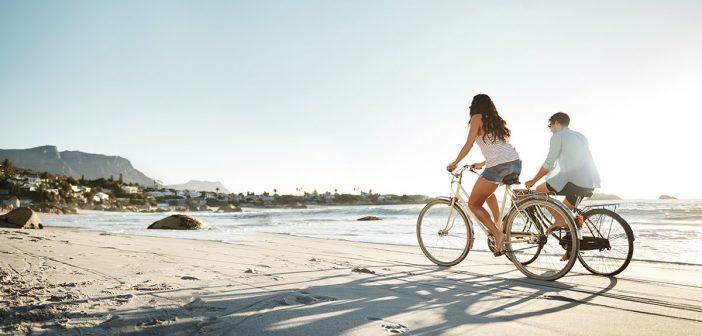 mersul regulat pe bicicletă