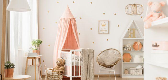 Idei de amenajare camera copilului