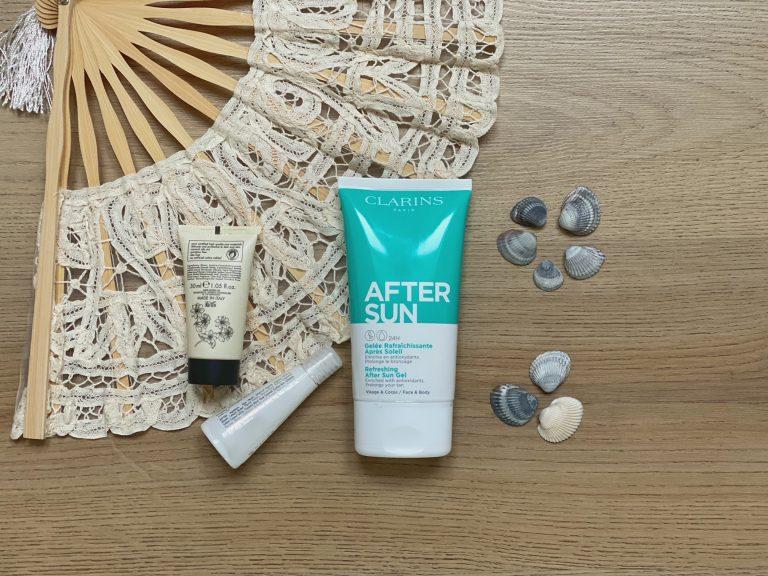 îngrijirea pielii după plajă