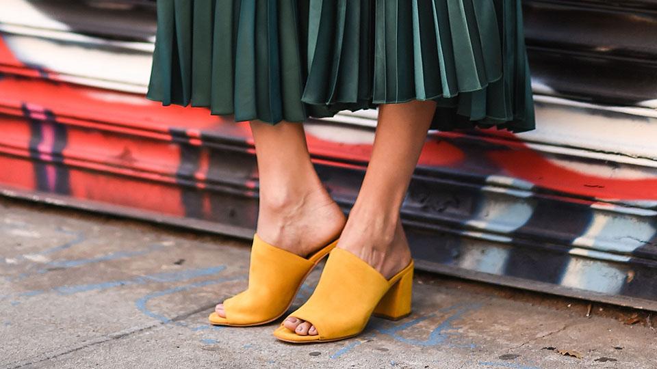 pantofi de vară