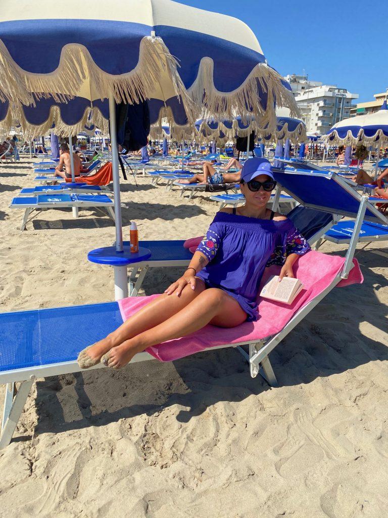 vacanța în stațiunea Riccione