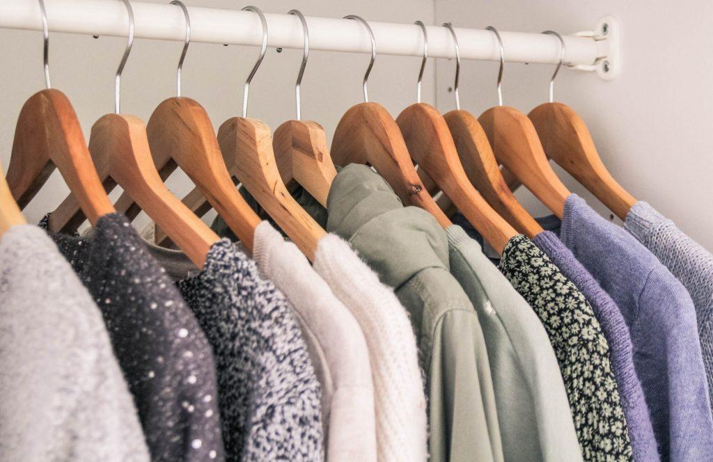 organizarea garderobei de toamnă